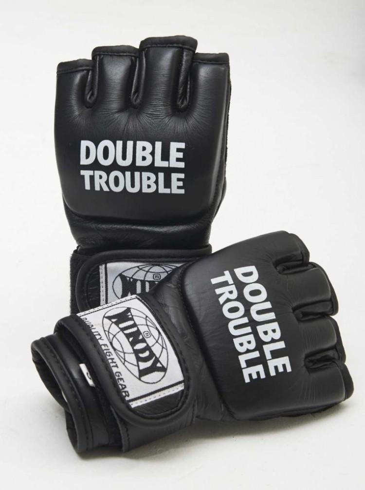 Essentieel onderdeel: De Double Trouble handschoenen